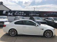 2013 BMW M3 4.0 M3 2d AUTO 415 BHP £24000.00
