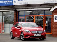 USED 2015 64 MERCEDES-BENZ A CLASS A180 1.5 CDi BLUEEFFICIENCY SPORT 5dr  ** ONLY 20 Pounds Road Tax **