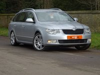 2012 SKODA SUPERB 2.0 TDI CR 170 ELEGANCE 5DR £5995.00
