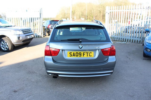 2009 BMW 3 Series 318i SE Touring £7,495
