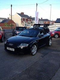 2005 AUDI TT 3.2 ROADSTER V6 QUATTRO 2d AUTO 247 BHP £3695.00