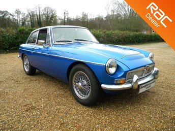 View our MG MGC