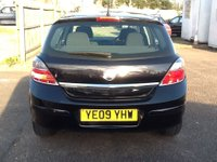 USED 2009 09 VAUXHALL ASTRA 1.4 LIFE 16V 5d 90 BHP * 70000 MILES, FULL HISTORY * 1 OWNER, FULL SERVICE HISTORY