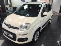 USED 2013 13 FIAT PANDA 1.2 8v Lounge 5dr LOW MILEAGE 2 OWNERS