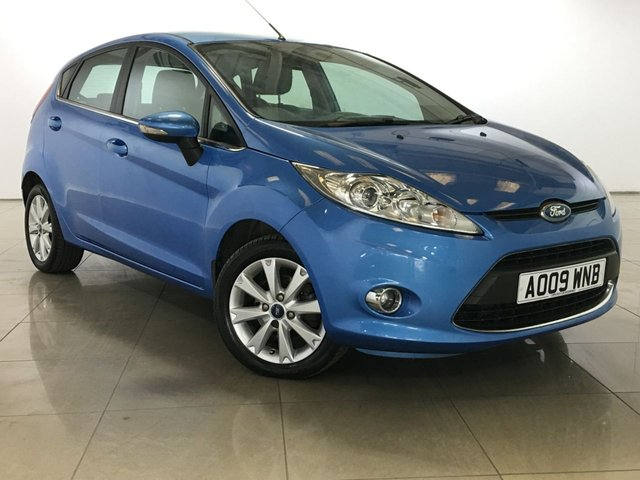 View our 2009 09 FORD FIESTA 1.2 ZETEC 5d 81 BHP