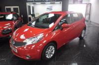 2014 NISSAN NOTE 1.5 dCi Acenta (Style Pack) 5dr £6499.00