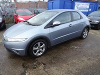 USED 2007 07 HONDA CIVIC 1.8 SE I-VTEC 5d 139 BHP