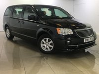 USED 2014 14 CHRYSLER GRAND VOYAGER 2.8 CRD SE 5d AUTO 178 BHP