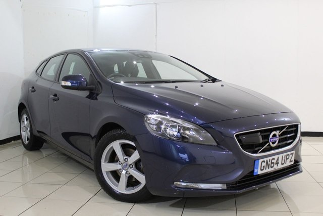 View our 2014 64 VOLVO V40 1.6 D2 ES 5DR 113 BHP