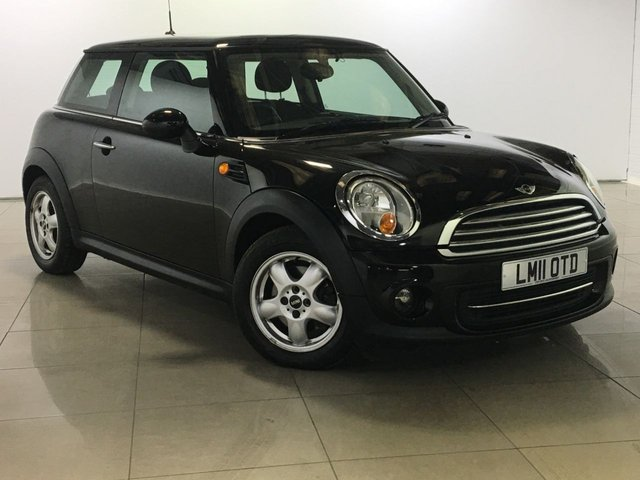 View our 2011 11 MINI HATCH COOPER 1.6 COOPER D 3d 112 BHP