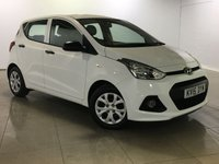 USED 2015 15 HYUNDAI I10 1.0 S 5d 65 BHP 1 Owner/Ideal First Car