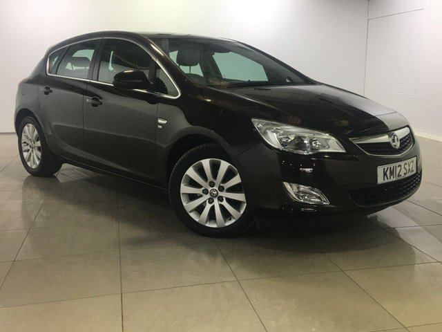 View our 2012 12 VAUXHALL ASTRA 2.0 SE CDTI 5d AUTO 162 BHP