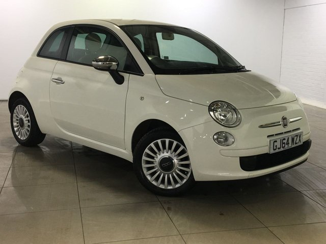 View our 2015 64 FIAT 500 1.2 POP 3d 69 BHP