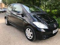 2009 MERCEDES-BENZ A CLASS 1.5 A150 CLASSIC SE 3d AUTO 94 BHP £3490.00