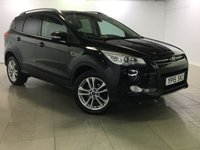 USED 2015 15 FORD KUGA 2.0 TITANIUM X TDCI 5d 148 BHP 1 Owner/Panoramic Roof/Leather