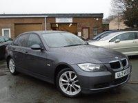 2007 BMW 3 SERIES 2.0 318I SE 4d 128 BHP £3795.00