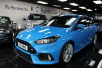 2017 FORD FOCUS 2.3 EcoBoost RS 4x4 (s/s) 5dr £27999.00