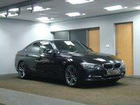 USED 2012 62 BMW 3 SERIES 2.0 318D SPORT 4d AUTO 141 BHP