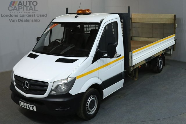 2014 64 MERCEDES-BENZ SPRINTER 2.1 313 CDI 129 BHP EXTRA LWB REAR TAIL LIFT ONE OWNER FROM NEW, SERVICE HISTORY
