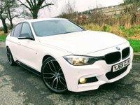 2013 BMW 3 SERIES 2.0 320D M SPORT 4d 181 BHP £14500.00