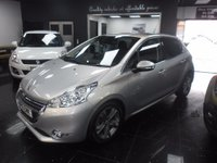 USED 2015 15 PEUGEOT 208 1.6 BlueHDi Allure 5dr FULL SERVICE HISTORY