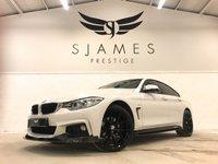2016 BMW 4 SERIES 3.0 430D M SPORT GRAN COUPE 4d AUTO 255 BHP £23990.00