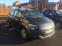 USED 2014 64 CITROEN C4 PICASSO 1.6 HDI VTR PLUS 5d 91 BHP EXCELLENT FUEL ECONOMY!!..LOW CO2 EMISSIONS..£20 ROAD TAX!...FULL CITROEN SERVICE HISTORY...ONLY 11492 MILES FROM NEW!..WITH ALLOY WHEELS, PARKING SENSORS AND AUTOMATIC LIGHTS AND CLIMATE CONTROL!