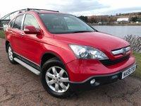 2009 HONDA CR-V 2.2 I-CTDI ES 5d 139 BHP £5990.00