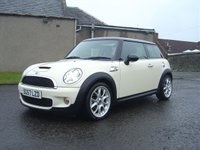 2007 MINI HATCH COOPER 1.6 COOPER S 3d 172 BHP £4950.00