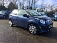 2014 CITROEN C1 1.0 FEEL 5d  ONE PRIVATE OWNER FROM NEW £5250.00