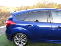 USED 2017 17 FORD FOCUS 1.0 ST-LINE 5d 124 BHP
