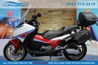 USED 2015 15 HONDA INTEGRA S NC 750 D-E - ABS - Full Luggage