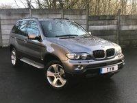 2006 BMW X5 3.0 D SPORT 5d 215 BHP £5995.00