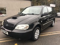 2004 KIA SEDONA 2.9 L CRDI 5d AUTO 142 BHP £1495.00