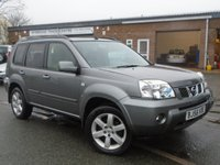 USED 2006 56 NISSAN X-TRAIL 2.2 COLUMBIA DCI 5d 135 BHP ONLY 3 FORMER KEEPER+MOT OCTOBER
