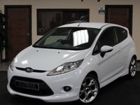 2011 FORD FIESTA 1.6 ZETEC S 3d 118 BHP £5750.00