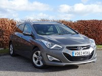 USED 2013 63 HYUNDAI I40 1.7 PREMIUM BLUE DRIVE CRDI 5d * FULL SERVICE HISTORY * PANORAMIC SUNROOF *