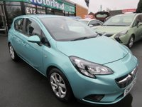 USED 2015 64 VAUXHALL CORSA 1.2 EXCITE AC 5d 69 BHP NO DEPOSIT DEALS AVAILABLE