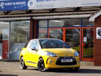USED 2011 61 CITROEN DS3 1.6 HDi DSPORT PLUS 3dr 110 BHP *ONLY 9.9% APR*