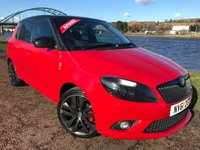 2012 SKODA FABIA 1.4 VRS DSG 5d AUTO 180 BHP £6490.00