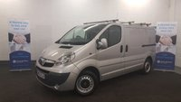 USED 2013 63 VAUXHALL VIVARO 2.0 2900 CDTI SPORTIVE 115 BHP *Mobile Workshop* with Air Con, Bluetooth,  *Over The Phone Low Rate Finance Available*   *UK Delivery Can Also Be Arranged*           ___________       Call us on 01709 866668 or Send us a Text on 07462 824433