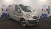 2013 VAUXHALL VIVARO 2.0 2900 CDTI SPORTIVE 115 BHP *Mobile Workshop* with Air Con, Bluetooth,  £SOLD