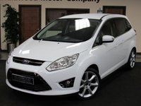 2013 FORD GRAND C-MAX