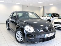 USED 2013 63 VOLKSWAGEN BEETLE 1.6 TDI 105 BHP BLUEMOTION TECHNOLOGY 3d
