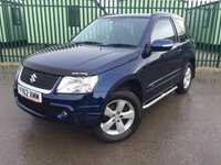 2012 SUZUKI GRAND VITARA 2.4 SZ4 3d 166 BHP AIR CON ALLOYS FSH £6490.00