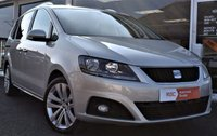 2014 SEAT ALHAMBRA 2.0 CR TDI ECOMOTIVE SE 5d 140 BHP 7 SEATER STOP/START NEW MODEL £15990.00