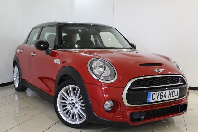 View our 2014 64 MINI HATCH COOPER 2.0 COOPER SD 5DR 168 BHP