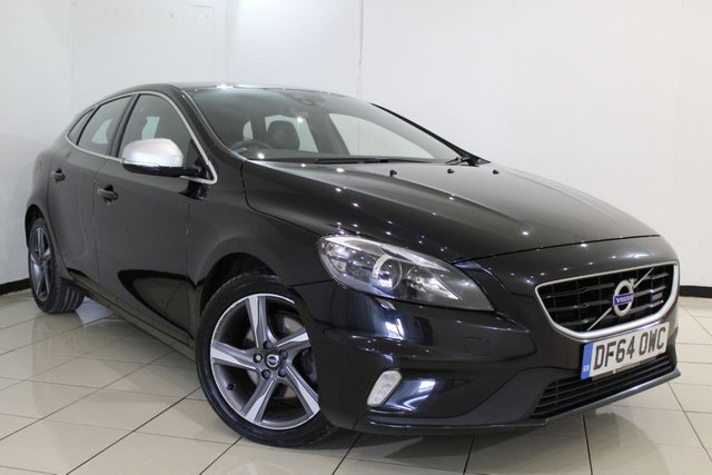 View our 2015 64 VOLVO V40 1.6 D2 R-DESIGN LUX NAV 5DR AUTOMATIC 113 BHP