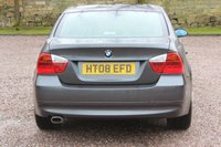 USED 2008 08 BMW 3 SERIES 2.0 320D EDITION SE 4d 174 BHP