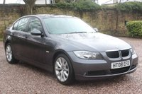 2008 BMW 3 SERIES 2.0 320D EDITION SE 4d 174 BHP £SOLD